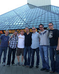 day off in Cleveland...we went to the rock n roll hall of fame