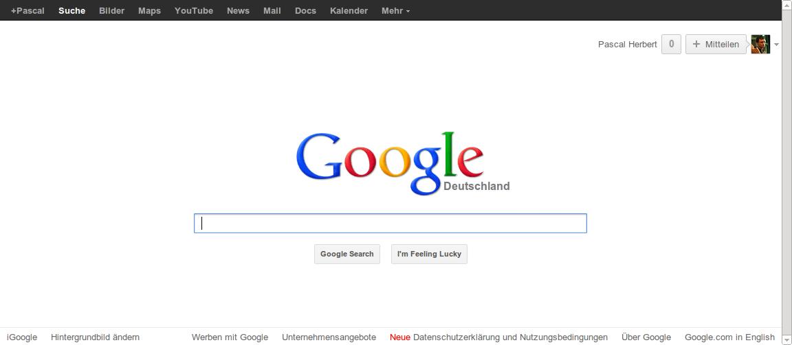google de deutsch