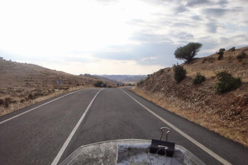 De Alcobaça ao ALLgarve são 590 Kms... DSC07519