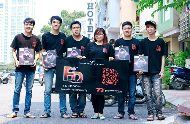 Lộ diện các đội tham gia giải đấu King of FPS 1