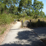 Pathway near the Upper Sea Eagle Lookout in Green Point Reserve (402649)