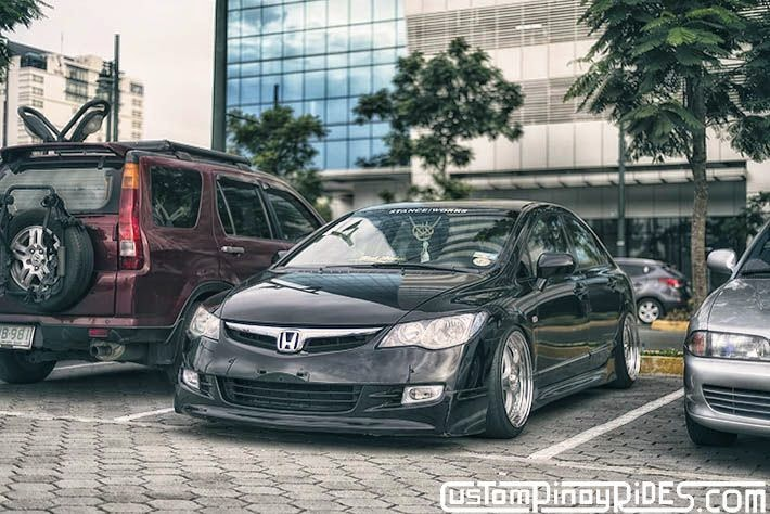 Stance Pilipinas Manila Fitted Custom Pinoy Rides Philip Aragones Car Photography pic17