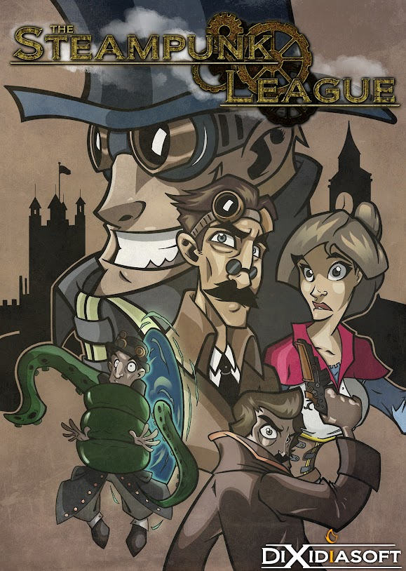 The Steampunk League
