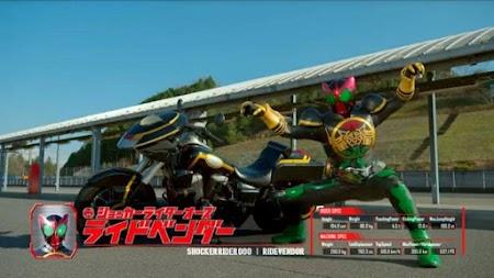 Shocker Rider OOO