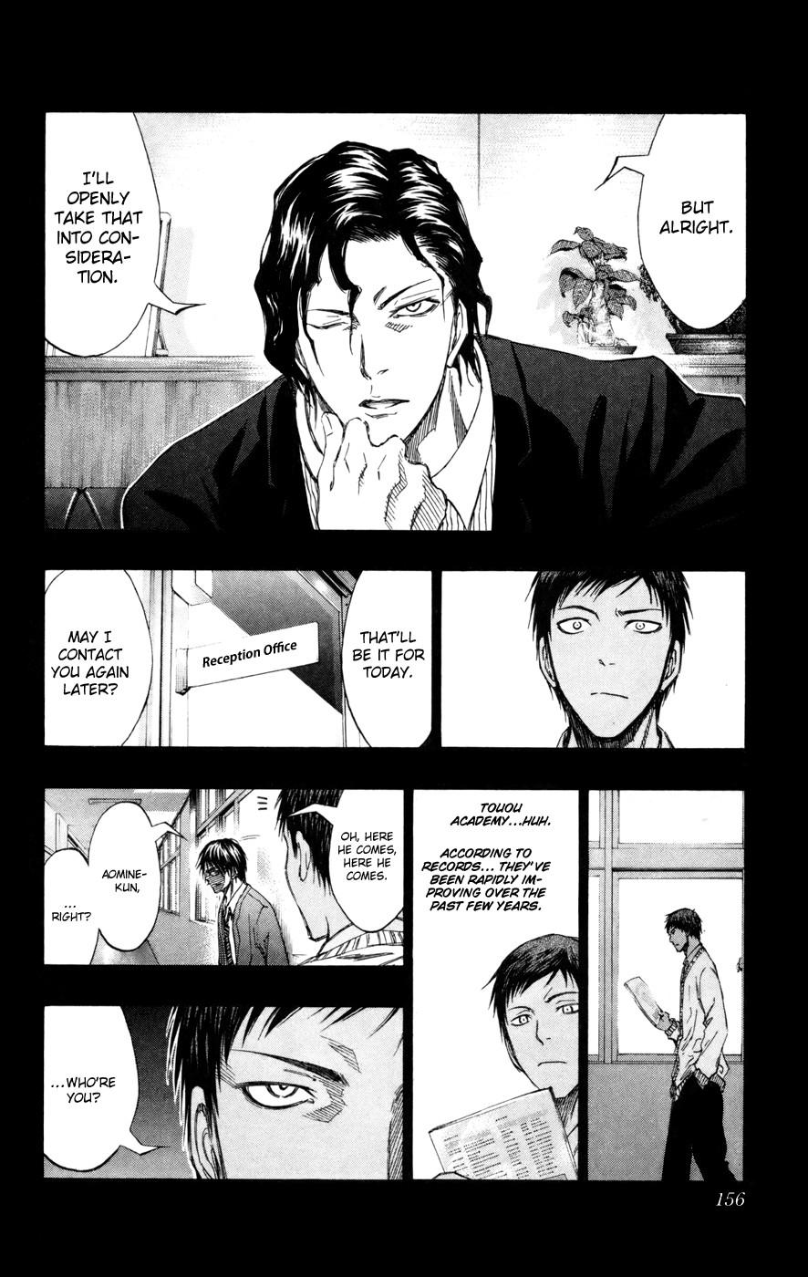 Kuroko no Basket Manga Chapter 134 - Image 10