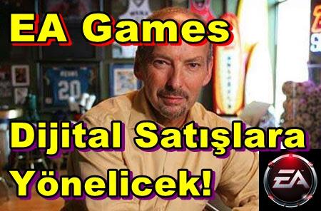 Electronic Arts Games Dijital Satışlara Yönelicek!