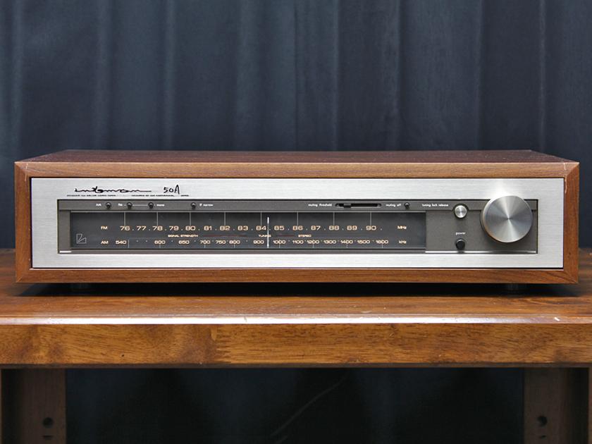 LUXMAN T-50A AM/FMチューナー - 中古オーディオの販売や買取なら ...