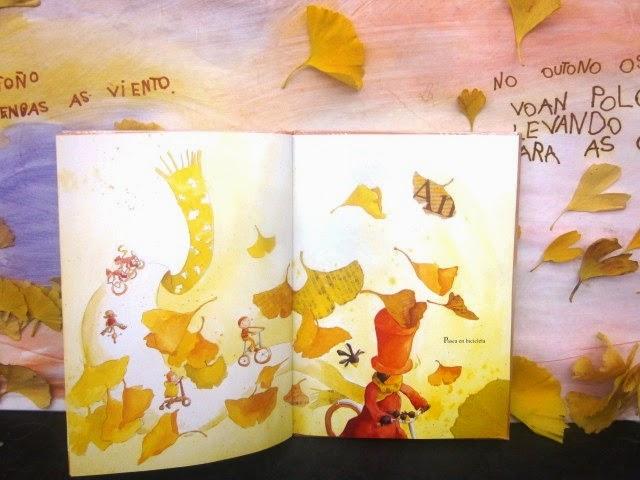El árbol de las mariposas amarillas | InnovArte Educación Infantil ...