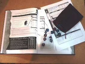 Call of Cthulhu Character Creation Kit