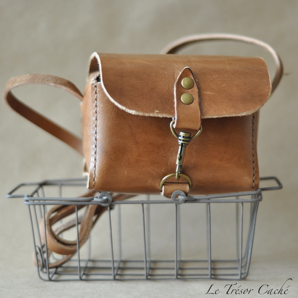 Le Tr 233 Sor Cach 233 Handmade Leather Goods
