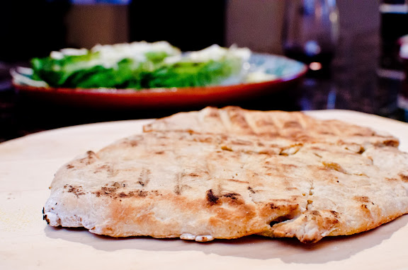Grilled bread, grilled flatbread, reno tahoe food photography