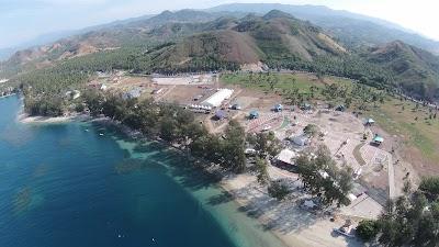 Wisata Pantai Bolihutuo Bolihutuo Beach Gorontalo