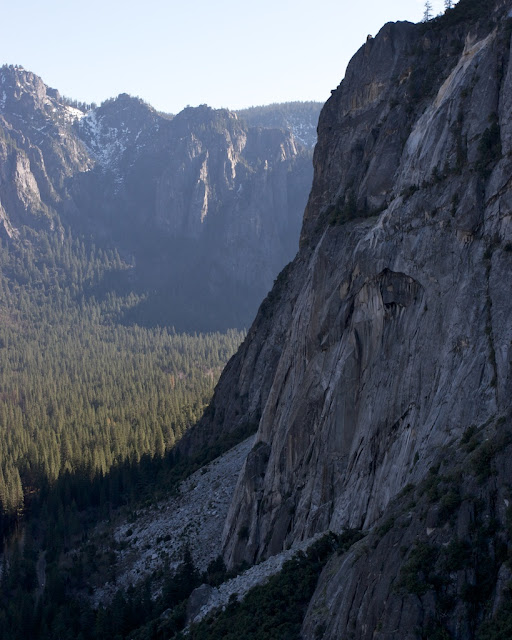 Base of El Capitan