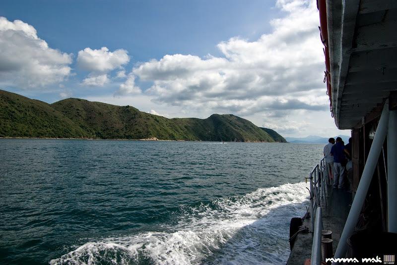 香港外島之「吉澳」與「東平洲」