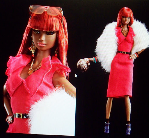 nicki minaj doll