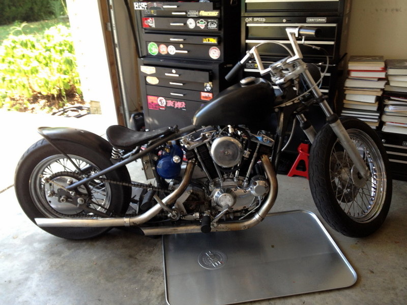 Ironhead 1975 XLCH Oil Leak Help (pics!) - The Sportster and