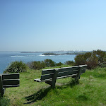 Seats at Henry Head near La Perouse (309704)