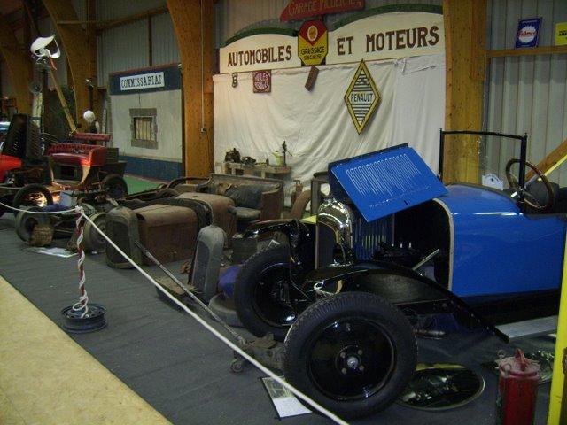 Salon des véhicules anciens les 3 et 4 novembre 2012 SSA50150