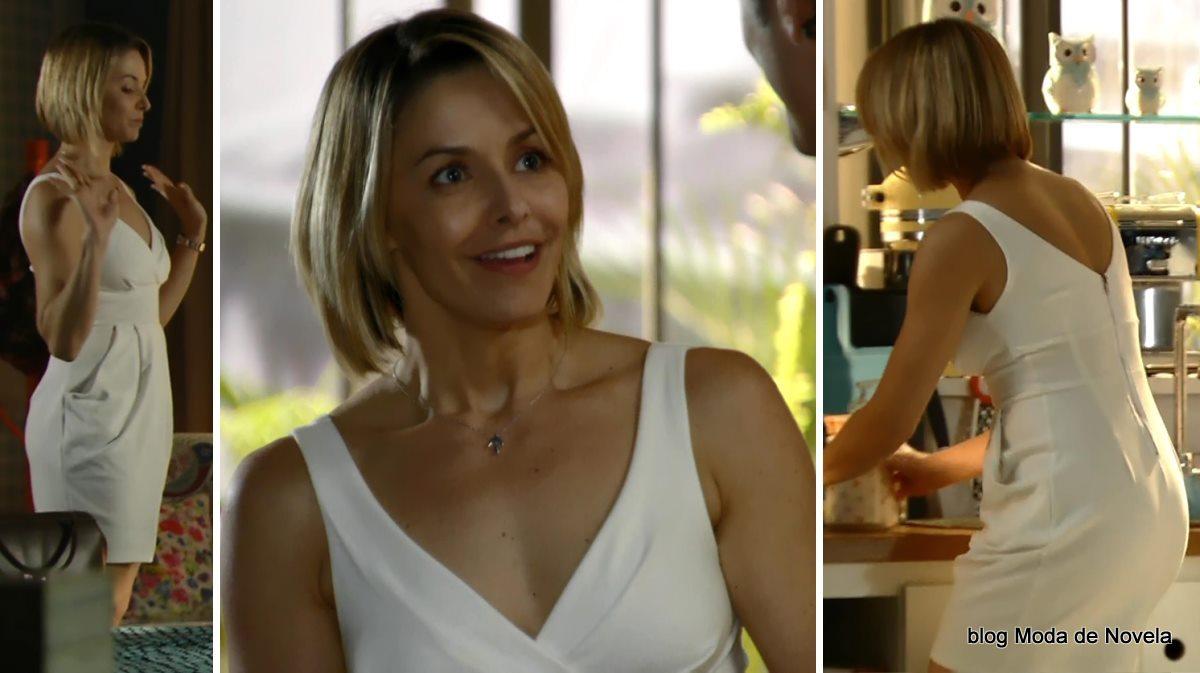 moda da novela Em Família - look da Silvia dia 16 de maio