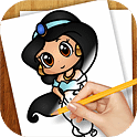 tekenlessen-chibi-anime-app-voor-android-iphone-en-ipad