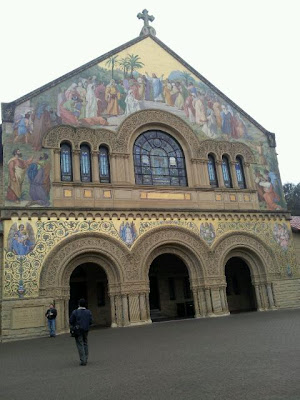 Memorial Church, 450 Serra Mall, Stanford, CA 94305, United States