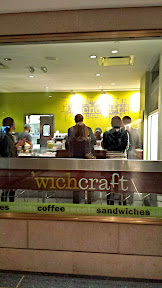 'wichCraft, in Rockefeller Center