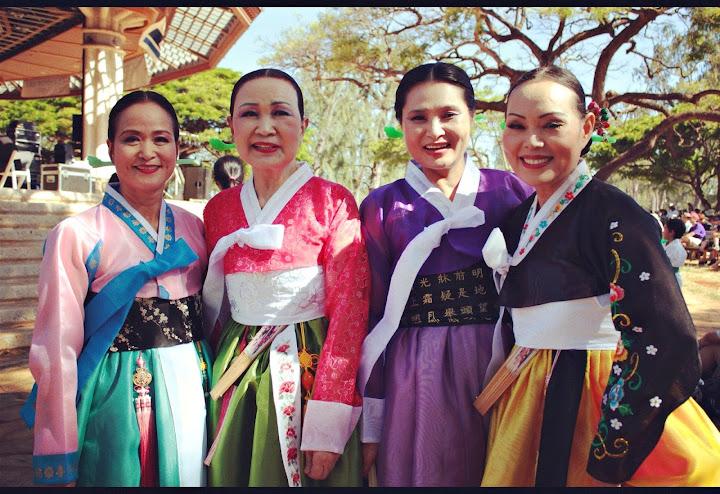 hanbok queens