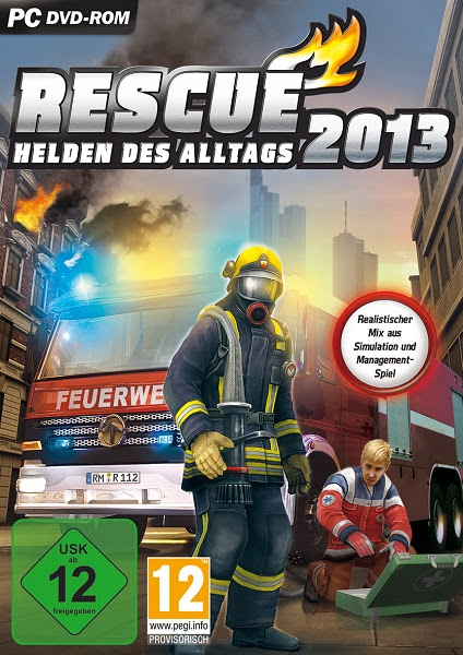 Cover Of Rescue (2013) Everyday Heroes Full Latest Version PC Game Free Download Resumable Links at Alldownloads4u.Com