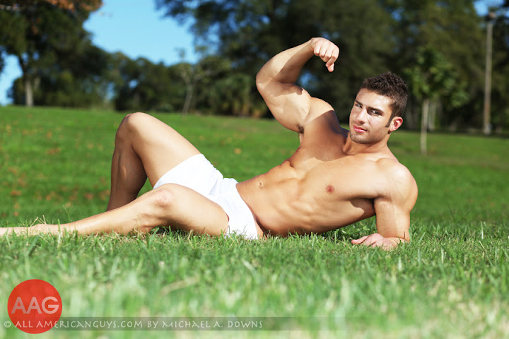 Picture About Another Side of AAG Male MOdel Adam
