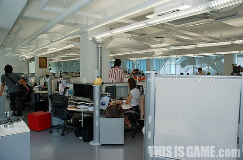 """""""Đột kích"""" trụ sở của Red Duck tại Hàn Quốc 4"""