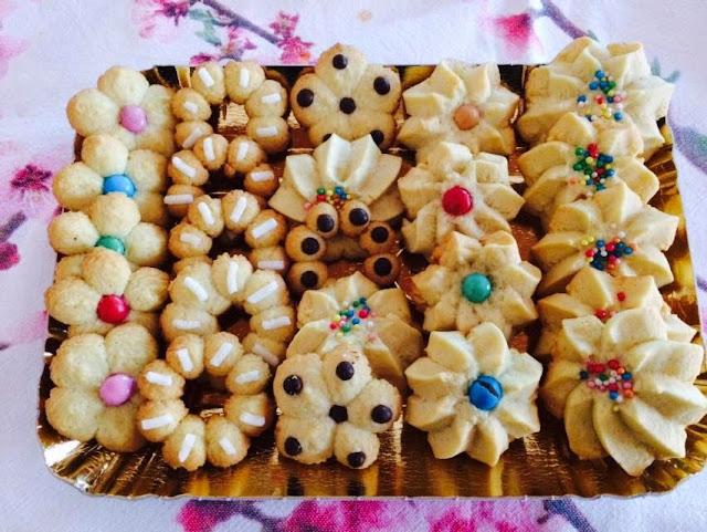 biscotti di pasta frolla montata con burro bimby ricetta blog cucina giallo zafferano a pummarola 'ncoppa