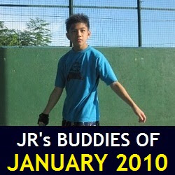 JR's Buddies of January 2010