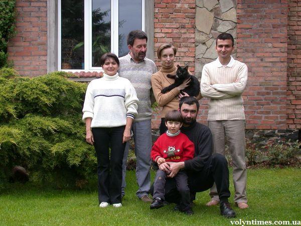 Родина Шимоновичів