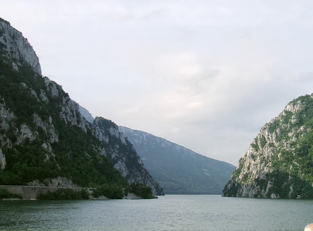 The Iron Gates of the Danube