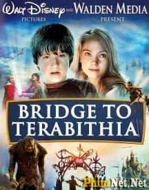 Phim Cầu Tới Xứ Thần Tiên - Bridge To Terabithia