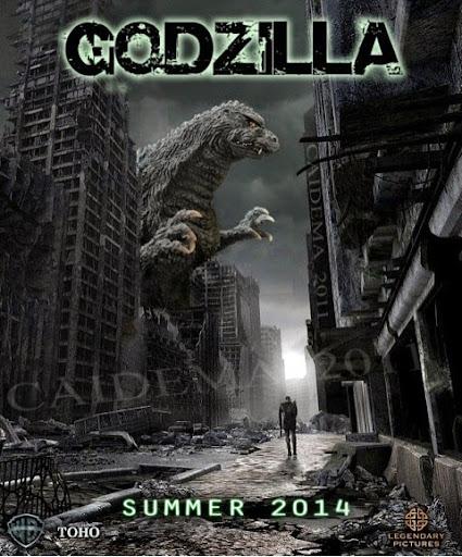 Godzilla 2014 - Godzilla