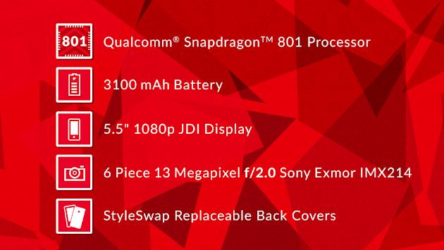 OnePlus One покажут 23 апреля