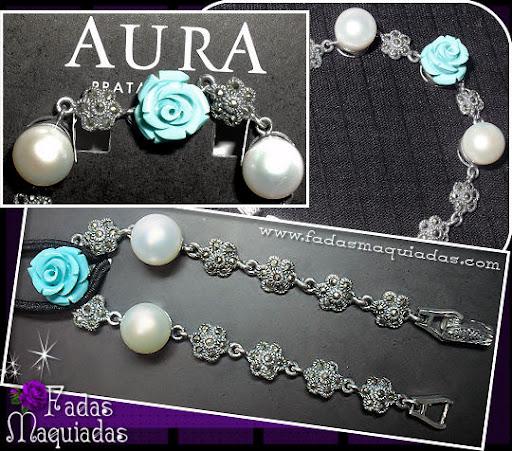 Pulseira de Prata by Aura Prata