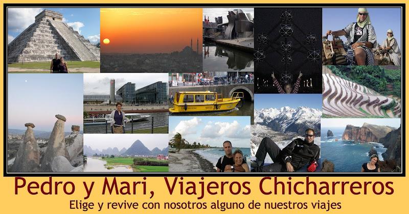 Más destinos en: Viajeros Chicharreros.