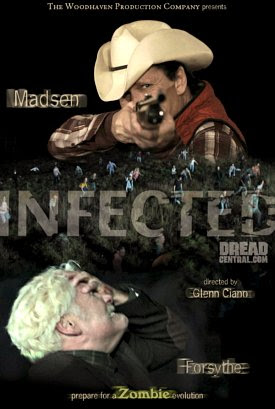 Filme Poster Infected DVDRip XviD & RMVB Legendado