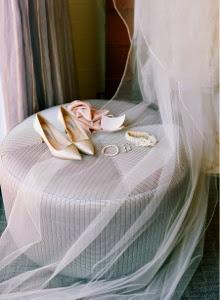 Complementos de la novia: El velo