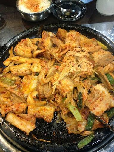 Cooked at Mandoo Hyang