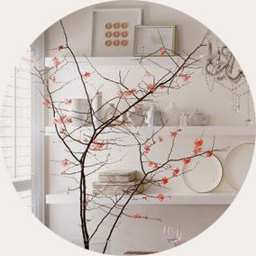 Decorar con un árbol.