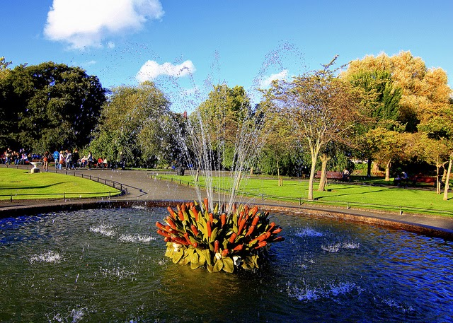st-stephens-green-fountain