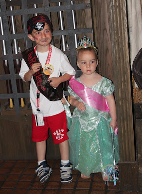 POD: The Princess and the Pirate