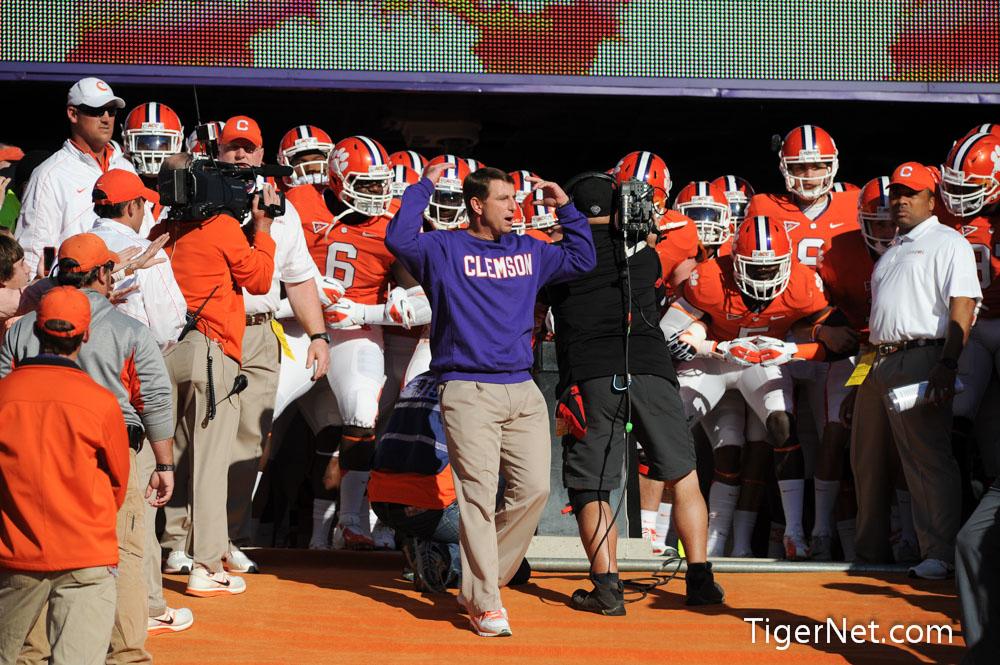 Clemson vs. NC State Photos - 2012, Dabo Swinney, Football, NC State