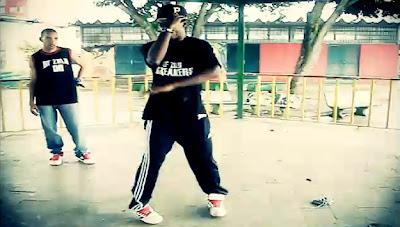 "Making of  - Clipe ""Ah Tah""  do Rapper  Japão do Viela 17"