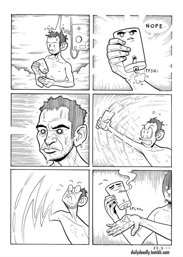 Shampoo Sploof