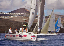 J/80 one-design sailboats- Russian Sailing Federation CUP