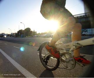 Carril bici Polígono Son Castello